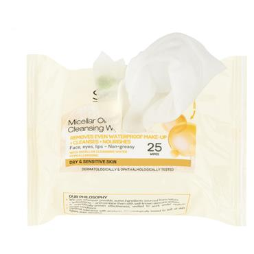 MICELLAR OIL INFUSED FACE WIPES