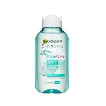 PURE ACTIVE MICELLAR WATER FOR OILY SKIN 125ML