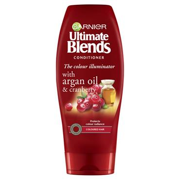 ULTIMATE BLENDS ARGAN OIL COLOURED HAIR CONDITIONER