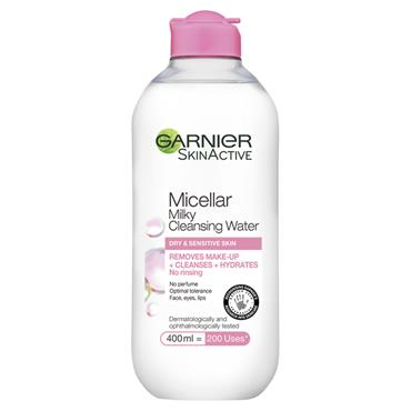 MICELLAR MILKY CLEANSER WATER 400ML