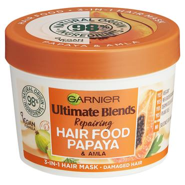 ULTIMATE BLENDS HAIR FOOD PAPAYA 3IN1 MASK