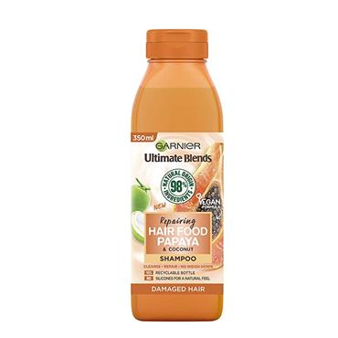 ULTIMATE BLENDS HAIRFOOD PAPAYA SHAMPOO 350ML