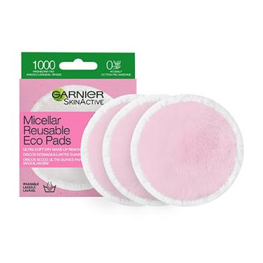 MICELLAR REUSABLE ECO PADS X3