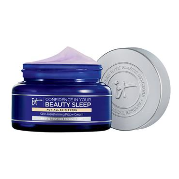 CONFIDENCE IN YOUR BEAUTY SLEEP HYALURONIC ACID NIGHT CREAM WITH CERAMIDES 60ML