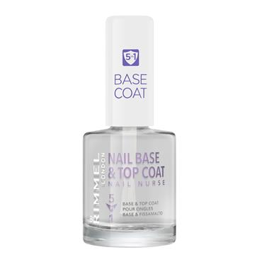 NURSE BASE & TOP COAT 5N1