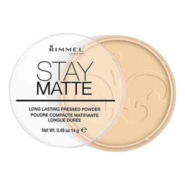 STAY MATTE PRESSED POWDER TRANSPARENT