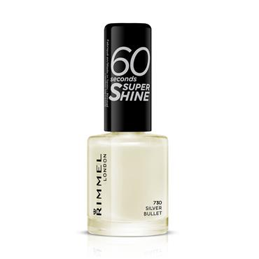 60 SECONDS NAIL SILVER BULLET