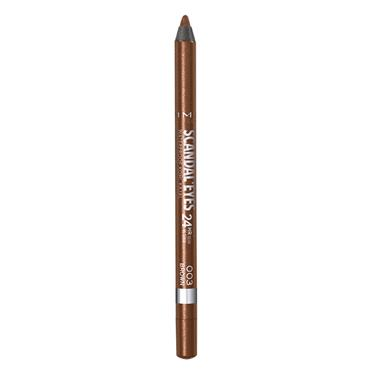RIMMEL SCANDALEYES WATERPROOF BROWN