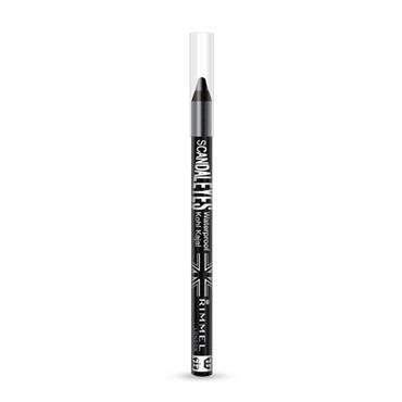RIMMEL SCANDALEYES WATERPROOF BLACK