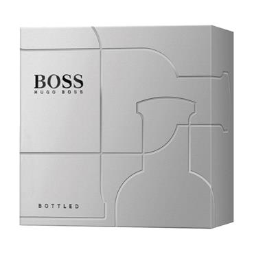 BOSS BOTTLED 100ML EDT & 30ML EDT gift set