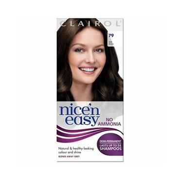 NICE N EASY Demi Permanent DARK BROWN 79