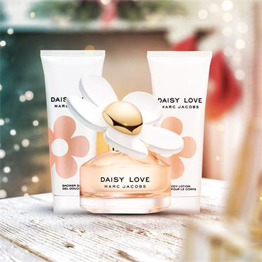 MARC JACOBS DAISY LOVE 50ML COFFRET