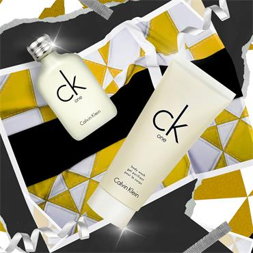 CK ONE 50ML COFFRET