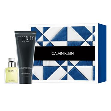 CK ETERNITY MEN 30ML COFFRET