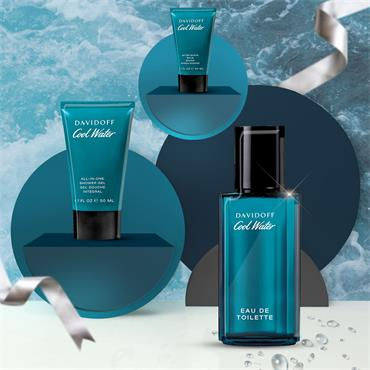 DAVIDOFF COOL WATER MAN COFFRET