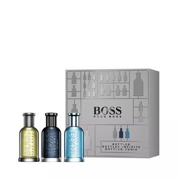 BOSS bottled trio 30ml set