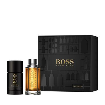 BOSS THE SCENT 50ML EDT COFFRET