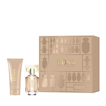 BOSS THE SCENT 30ML EDP COFFRET