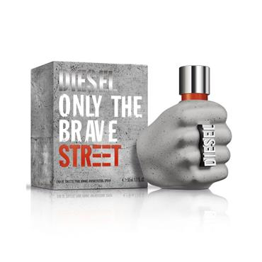 DIESEL ONLY THE BRAVE STREET 50 EDT