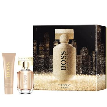 THE SCENT FOR HER 30ML EDP + BODY LOTION SET
