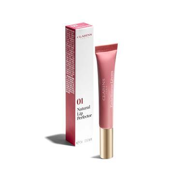 01 NATURAL LIP PERFECTOR ROSE SHIMMER