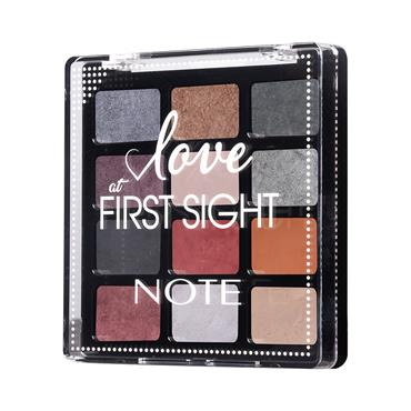 LOVE AT FIRST SIGHT EYE SHADOW PALETTE 203 FREEDOM TO BE