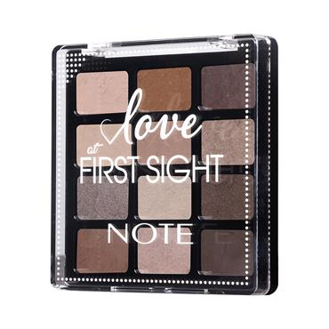 LOVE AT FIRST SIGHT EYE SHADOW PALETTE 201 DAILY ROUTINE