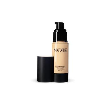 DETOX & PROTECT FOUNDATION 05 HONEY