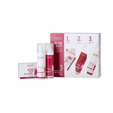 ACNE OUT KIT 3 PROVEN STEPS