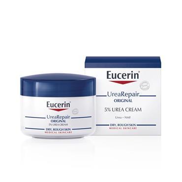 EUCERIN DRY REPLENISH CREAM 5% UREA