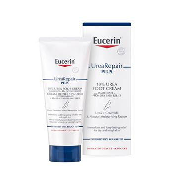 EUCERIN 10% UREA INTENSIVE FOOT CRM