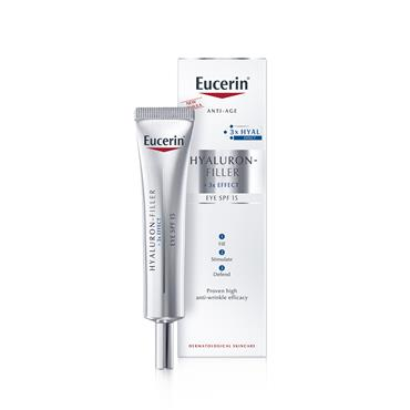 HYALURON-FILLER WRINKLE FILLING TREATMENT EYE CREAM