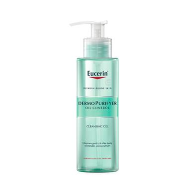 EUCERIN DERMO PURIFYER CLEANSR PUMP