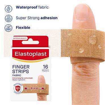 ELASTOPLAST FINGERSTRIPS 16S