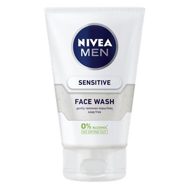 MEN SENSITIVE FACE WASH
