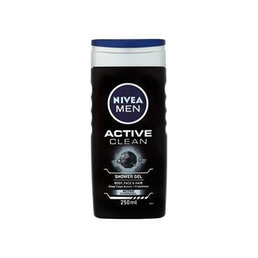 MEN ACTIVE CLEAN SHOWER GEL