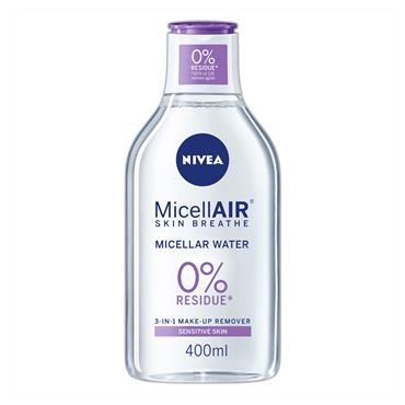 DAILY ESSENTIALS MICELLAIR SENSITIVE 3IN1 MICELLAR WATER 400ML