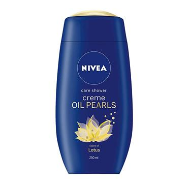 NIVEA SHOWER CREAM LOTUS