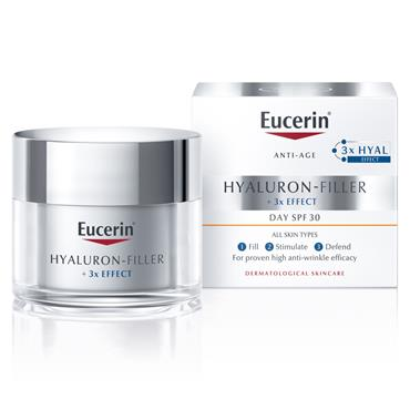 HYALURON-FILLER DAY SPF30 ALL SKIN TYPES