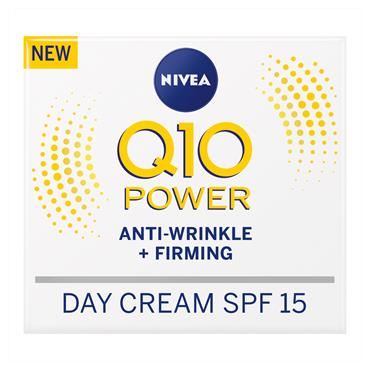 Q10 POWER ANTI-WRINKLE DAY CREAM 50ML