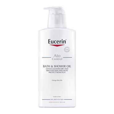 EUCERIN BATH AND SHOWER OIL 400ML