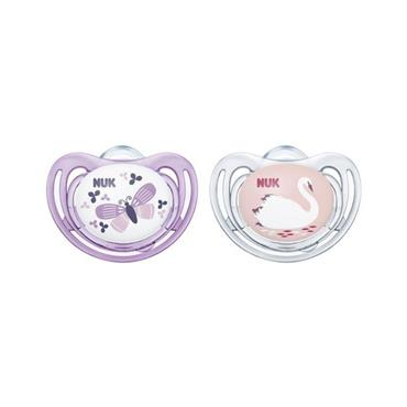 FREESTYLE SILICONE SOOTHER S1