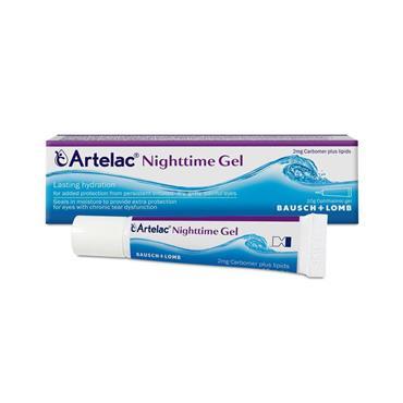 ARTELAC NIGHTTIME GEL 10G