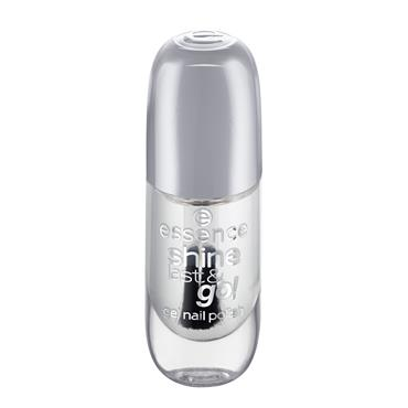 ESSENCE SHINE LAST/GO GEL 01