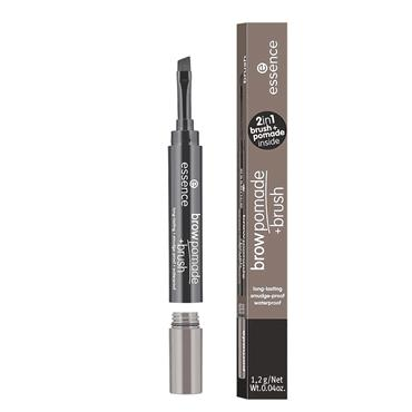 BROW POMADE +BRUSH 03 COOL BROWN