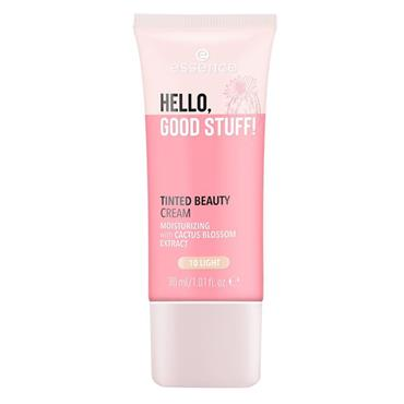 HELLO GOOD STUFF! TINTED BEAUTY CREAM 10