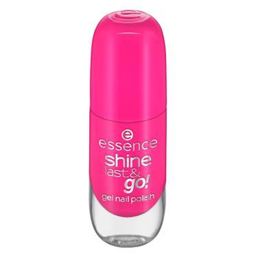 SHINE LAST + GO GEL NAIL 66