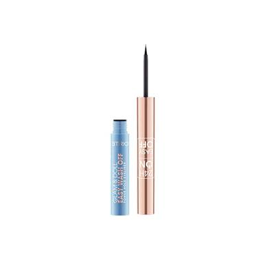 GLAM + DOLL EASY WASH OFF POWER HOLD EYELINER 010