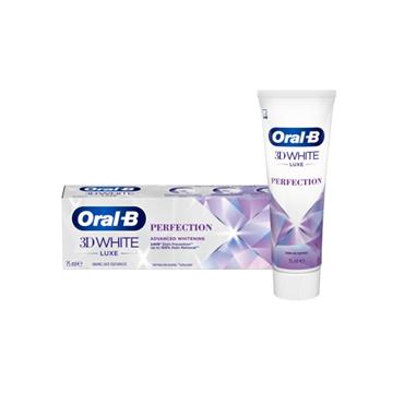 3D WHITE LUXE TOOTHPASTE