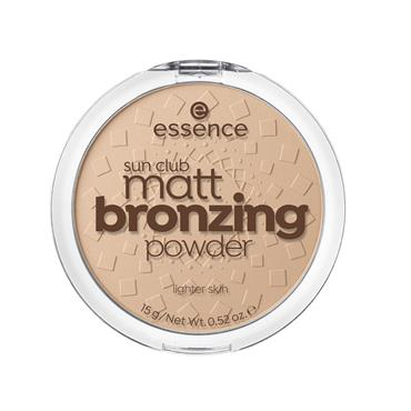 MATT BRONZING POWDER 01